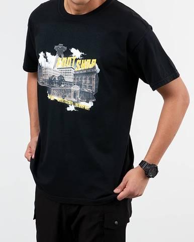Stores & Cities Tee Black