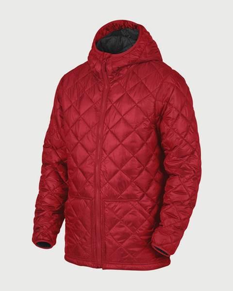 Oakley Bunda Oakley Dwr Chambers Jacket Redine Červená