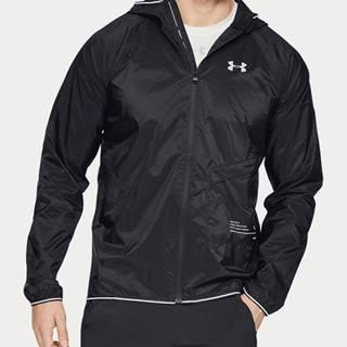Bunda Under Armour Qlifier Storm Packable Jacket Čierna