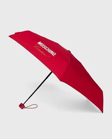 Dáždniky Moschino