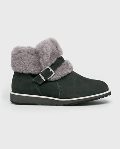 Emu Australia - Členkové topánky Oxley Fur Cuff