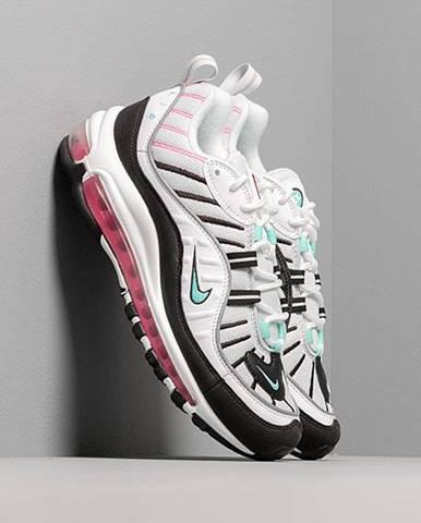 Nike W Air Max 98 Pure Platinum/ Aurora Green