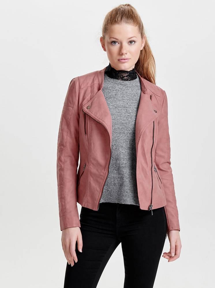 Staroružová koženková bunda...