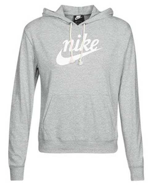 Nike  Mikiny Nike  W NSW GYM VNTG HOODIE HBR