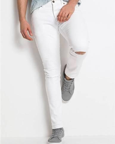 Strečové džínsy Skinny Fit Straight
