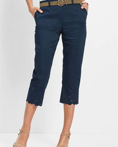 Premium 3/4 Nohavice s čipkou