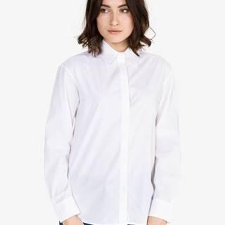 Košile Calvin Klein Biela