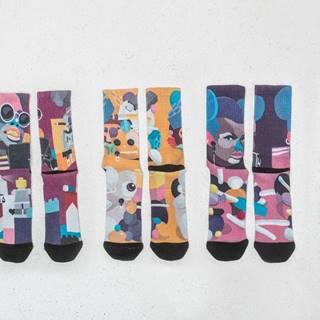 MOON SOCKS Moon Socks x Marek Mraz Deluxe Pack Socks