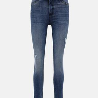 TALLY WEiJL Modré push up skinny fit rifle TALLY WEiJL Pump