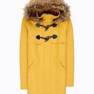 Kabát s kapucňou