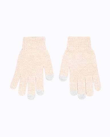 Základné melírované rukavice