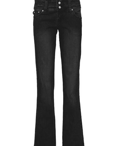 """Strečové džínsy """"bruško-nohy-zadok"""" bootcut"""