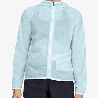 Bunda Under Armour Qlifier Storm Packable Jacket Modrá