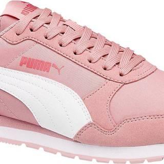 Puma - Ružové tenisky Puma St Runner