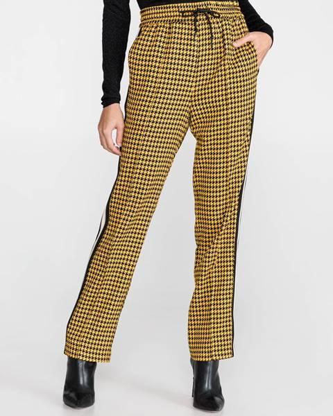 Twinset Kalhoty TWINSET Čierna