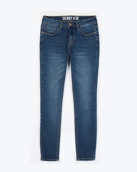 GATE Základné džínsy skinny